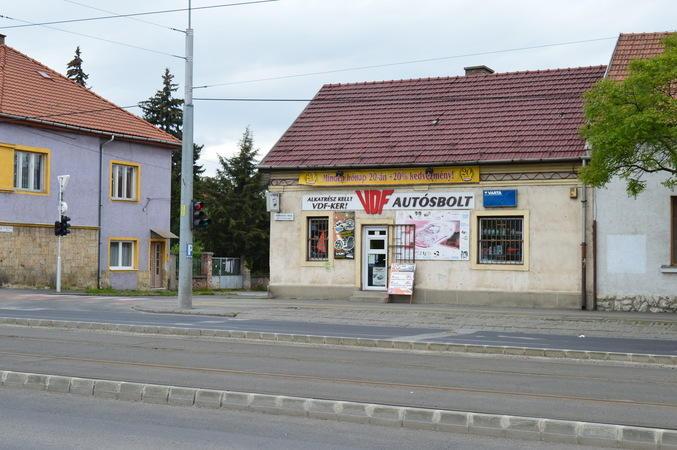 Diósgyőri Autósbolt - 3532 Miskolc, Andrássy út 46.