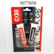 Benzinálló epoxy ragasztó CX-80 Autoweld 2x25g