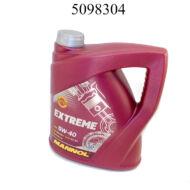 Motorolaj MANNOL Extreme 5W-40 4l SN/CF
