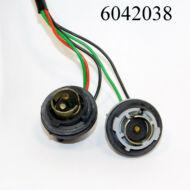 Kábelkészlet Suzuki 35655-70C20 (izzófoglalat 21/5W 2k-s +21W 1k-s vezetékkel) U.696874 Swift sedan hátsó lámpa