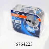 Izzó 12V H1  55W+20% Cool Blue  2db-s!  64150CBI OSRAM NBKR