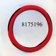 Volánvédő műbőr 37-38cm piros- fekete