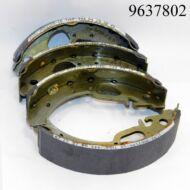 Fékpofa Priora ABS-s 2192-