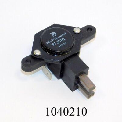 Fesszabályzó Lada 110-Niva 1.7 (beépítős feszültségszabályzó, szénkefe a generátorba)
