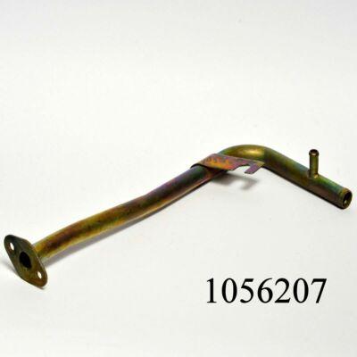 Fűtéscső fém Lada hosszú oldalkivezetés a végénél