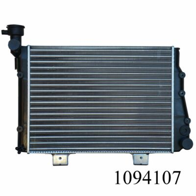 Hűtő Lada 2107 alu MS