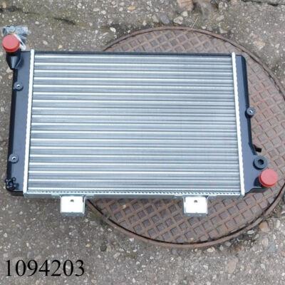 Hűtő Lada 2103 ALU  hőgombás Lada 2106