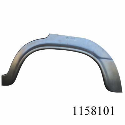 Sárvédőjavító ív hátsó Lada 2101 bal hosszú (2103 és 2106 is!)