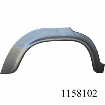 Sárvédőjavító ív hátsó Lada 2101 jobb hosszú (2103 és 2106 is!)
