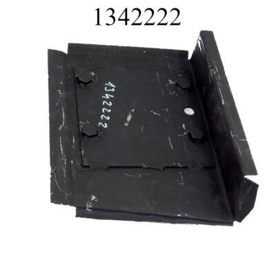 Stabilizátor tartóbak jobb rögzítési hely padlólemezbe Niva (taposó hátsó)
