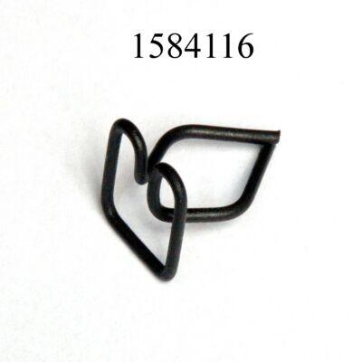 Díszlécpatent Lada 2101-06 fém rúgós C oszlop burkolathoz