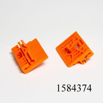Ablakemelő rögzítő patent garnitúra AUDI A4 188116B