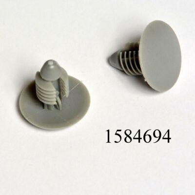 Kárpitpatent Daewoo Aveo világos szürke 7mm