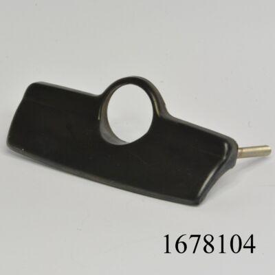 Csomagtérajtó  fogantyú Lada 2104 kombi, fekete