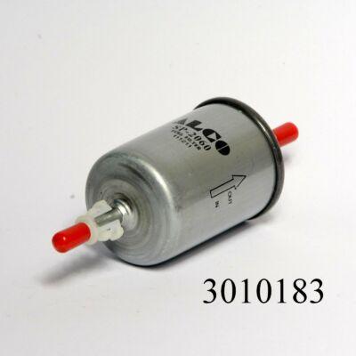 Benzinszűrő injektoros Opel VW ST342 SP2060 SP2134 klipszes L225 FT5416  KL83 VW GOLF III SEAT KL84 MD4077 201622IT6 PP905/1 KL573 WK55/3 FT5416