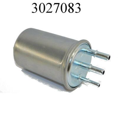 Üzemanyag szűrő  diesel Ford PF-1263 SP1263 3cs. JFCK09 gyorscsatlakozós J1330319 WFF140 7143230002 Ü.a.sz. dies. Ford PF-1263 SP1263 3cs. JFCK09 gyorscsatlakozós J1330319 WFF140 7143230002