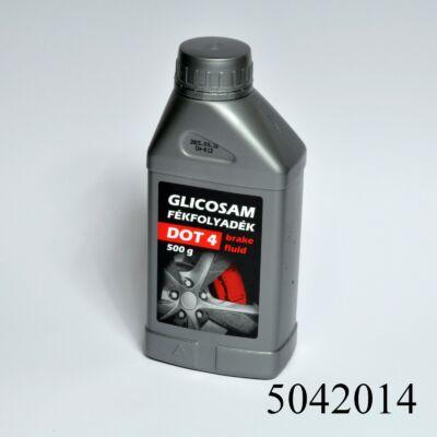 Fékolaj DOT4 500g Glicosam