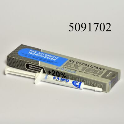 Váltóolaj adalék 8ml EX120 XADO 11031 automata váltóhoz