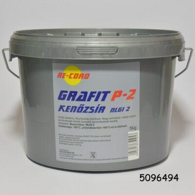 Kenőzsír ReCord 4.5kg P-2 GRAFIT