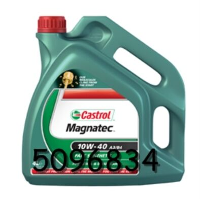 Motorolaj Castrol Mag. 10W-40 4l-s benzin Motorolaj Castrol Magnatec 10W-40 4l-s