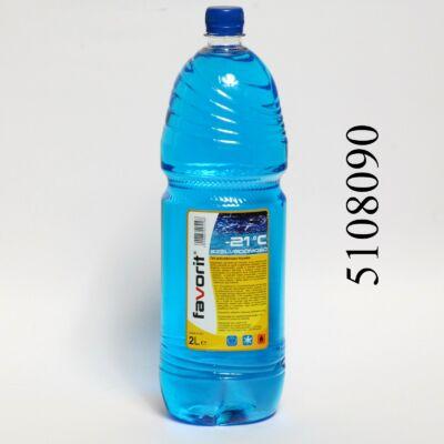Szélvédőmosó téli 2l-s -21C Favorit