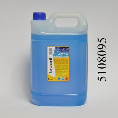 Szélvédőmosó téli 5l-s -20C Favorit
