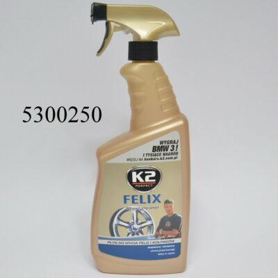 K2 keréktárcsa tisztító Felix 700g