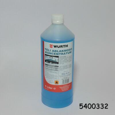 Szélvédőmosó téli 1L-es -40C  Würth