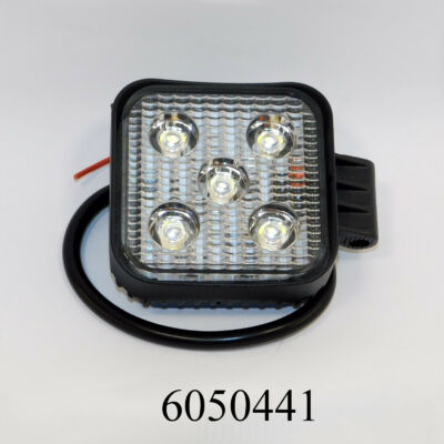 Munkalámpa kocka 5LED 1100lm, 110x110mm UEU3020