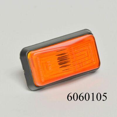 Oldalirányjelző Lada 2105 sárga pattintós  (villogó, index)