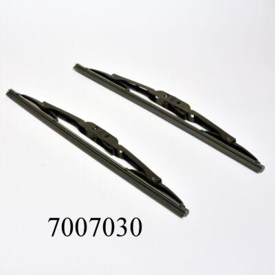 Ablaktörlő lapát 30cm /db!  normál kampós adapteres