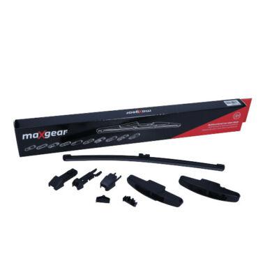 """Ablaktörlő lapát hátsó 28cm 11"""" UNI 8 adapteres 39-0600 Maxgear"""