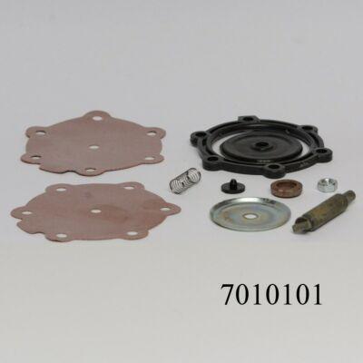 AC pumpa javító garnitúra Lada, Samara, Niva1.6 eredeti konstrukciójú üzemanyagszivattyúhoz