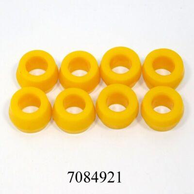 Lengéscsillapítógumi  Lada hátsó SPORT 8db-os sárga