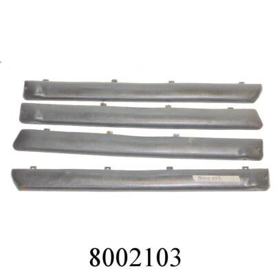 Ajtókárpit felső garnitúra  4db-os Lada2103
