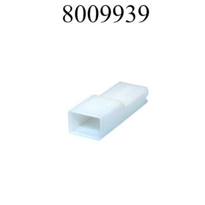 Csúszósaru szigetelés  6.3mm merev  162009