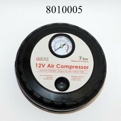 Kompresszor 12V kicsi autós 7bar 55806