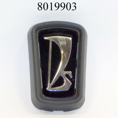 Embléma hűtőrácsra Lada 2103 gyári króm-fekete