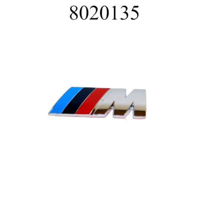 """Felirat BMW """"M"""" króm LOGO M-X2805"""