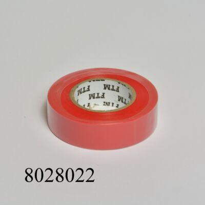 Szigetelőszalag piros 10m-s LU0003