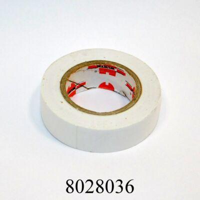 Szigetelőszalag fehér 15mmx10m-s Würth