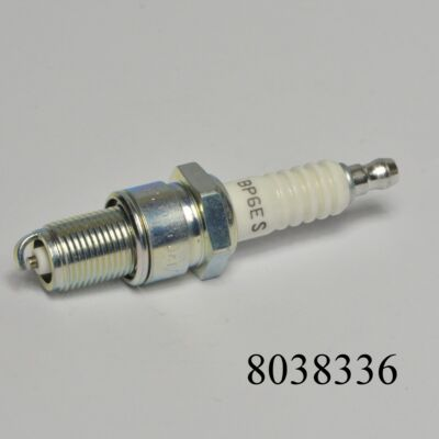 Gyújtógyertya NGK BP6ES pl. Lada, Suzuki =W7DC hosszúmenetű, 21-s kulcs