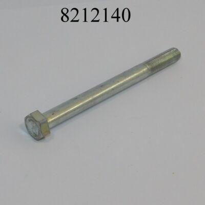 Acélcsavar M12x140x1.25mm hátsó lengéscsillapító alsó lADA