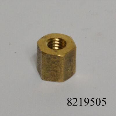 Kipufogóra bronzanya Lada M8x1.25 magas! (rézanya)