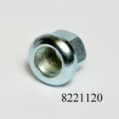 Kerékanya 12x1.50 radiál 17-es nyitott  (pl. SKODA 120)