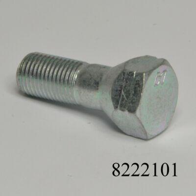 Kerékcsavar kúpos 12x1.25x27mm 17-es kulcs Lada szabványos gyári méret
