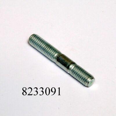 Tőcsavar 8x8x46mmx(35+15)mm (13mm középen!) (benzinpumpa és szívótorok Lada)