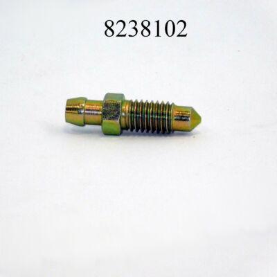 Légtelenítő csavar 8x1.25mm Lada 10-es kulcsra