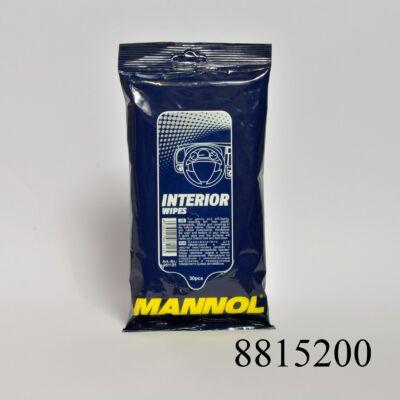 Műszerfal ápoló kendő 30db/csomag MANNOL 9946