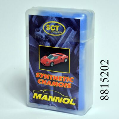 Törlőkendő Mannol 9811